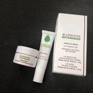 Arbonne Botaniques Lip Therapy Set - New!